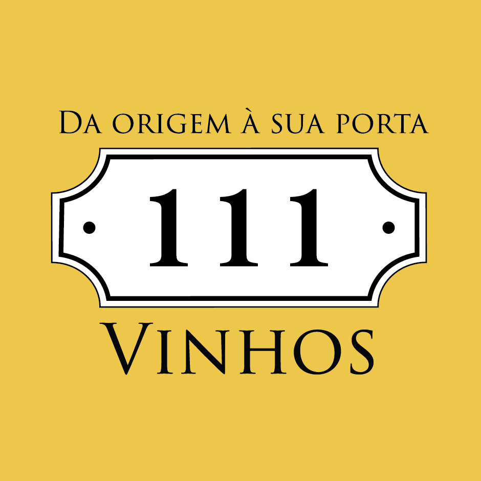 Logótipo 111 vinhos