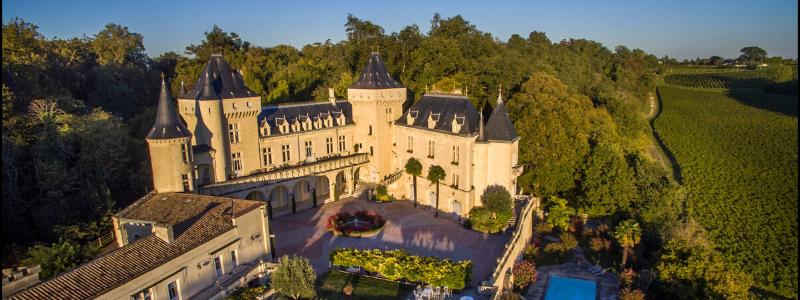 cover Club des Châteaux