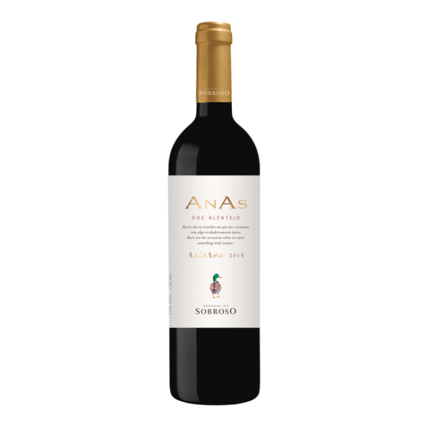 Anas Reserva Tinto 2015 | VivaoVinho.Shop