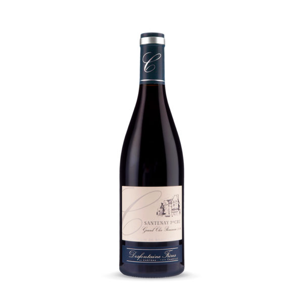 Desfontaine Frères , Santenay 1er Cru «Grand Clos Rousseau» (100% Pinot Noir, DOC Santenay 1er Cru) | VivaoVinho.Shop