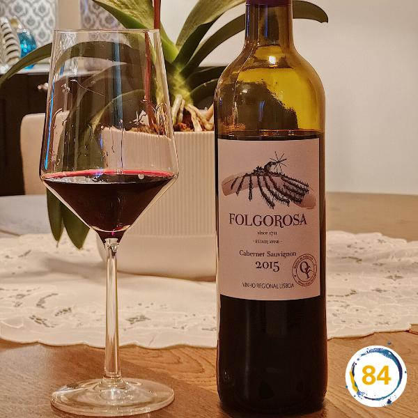 Quinta da Folgorosa Cabernet Sauvignon 2017 | 111 Vinhos