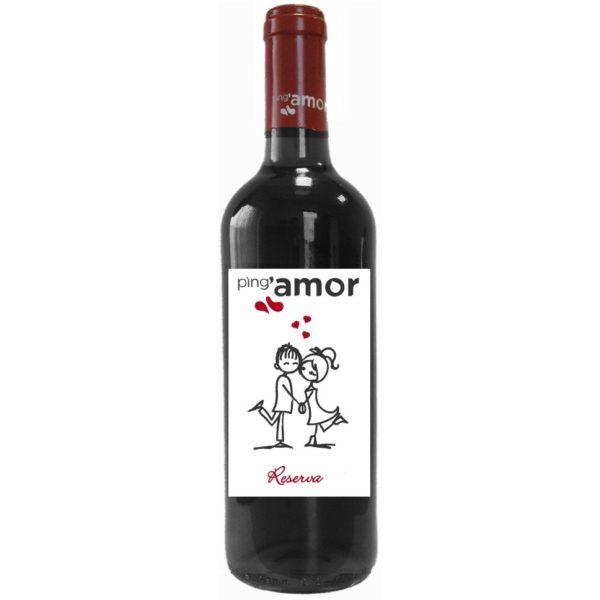Ping Amor Reserva Tinto 2019 | VivaoVinho.Shop