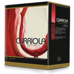Curriola Tinto Bag-in-Box 5 litros | VivaoVinho.Shop