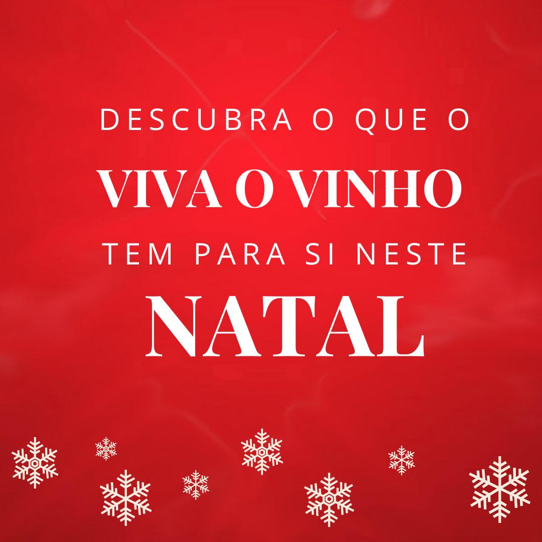 Banner Natal VivaoVinho.Shop