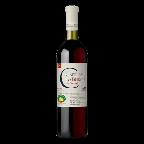 capelas-do-burgo-vinho-verde-tinto-puro-solo   VivaoVinho.Shop