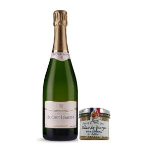 Champagne Bochet Lemoine Brut Nature