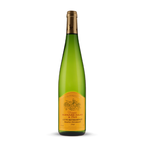 Domaine Bernard Haas, Alsace, Gewurztraminer 2019 | VivaoVinho.Shop