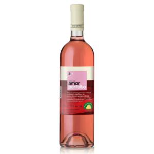 Amor Perfeito Rosé Puro Solo | MakeAll.Digital