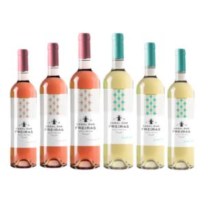 Pack dia da mãe #2 Casal das Freiras | Viva o Vinho.Shop